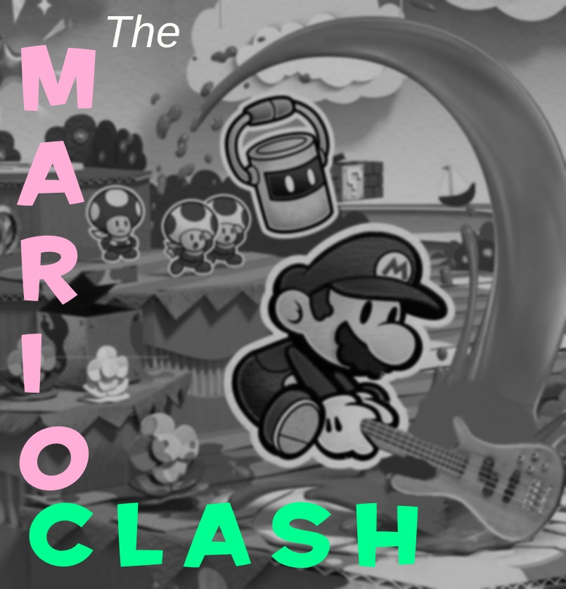 The Mario Clash, Hand and arm exhaustion