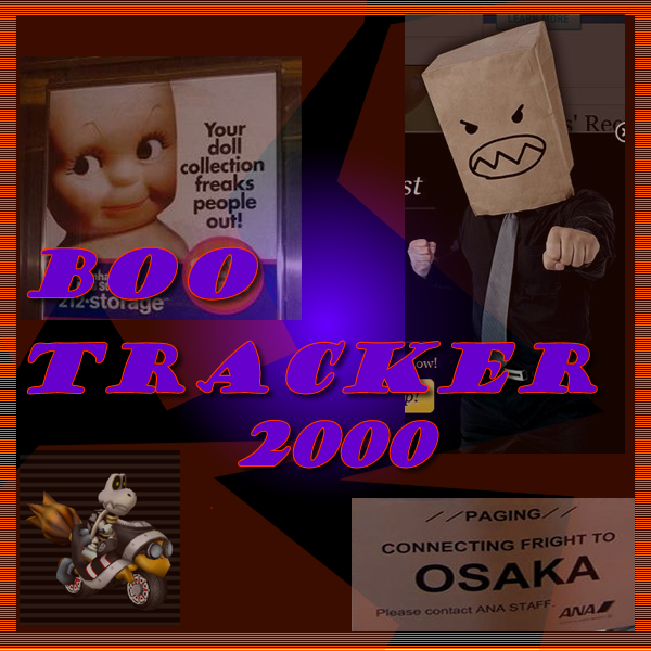 BooTracker 2000 album art